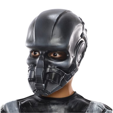 Kids General Zod Mask Costume Accessory