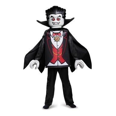 Kids LEGO Vampire Deluxe Halloween Costume – LEGO Costumes