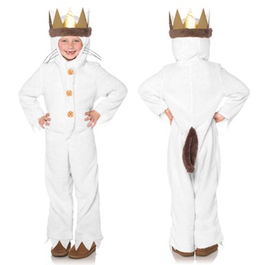 Kids Max Costume - Where The Wild Things Are