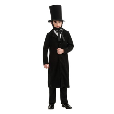 Kids President Abraham Lincoln Costume