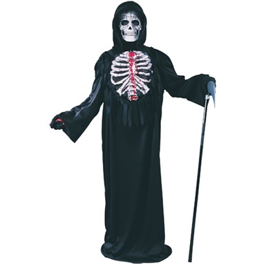 Kids Skeleton Costume - Bleeding Skeleton
