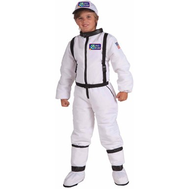 Kids Space Explorer Costume