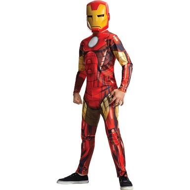 Kids Standard Iron Man Costume