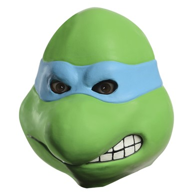 Leonardo Latex Mask