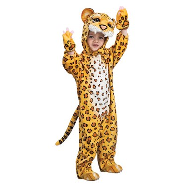 Leopard Costume - Toddler
