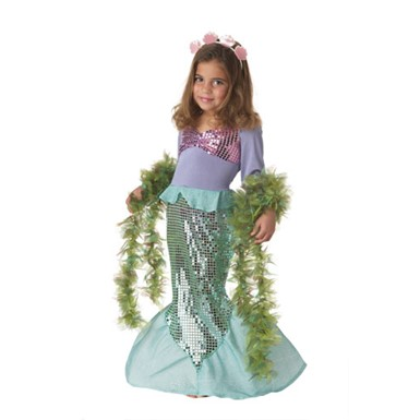 Lil Mermaid Costume - Toddler