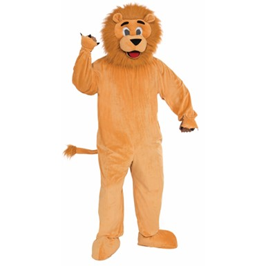 Lion Animal Mascot Animal Costume