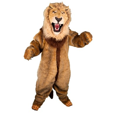 Lion Complete Costume