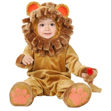 Little Lion Infant Toddler Halloween Costume