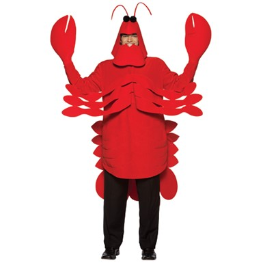 Lobster Costume - Adult
