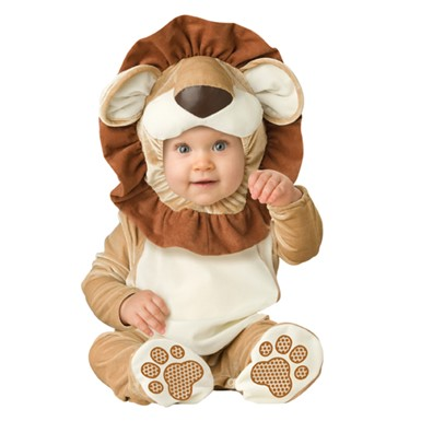 Lovable Lion Infant Lion Halloween Costume