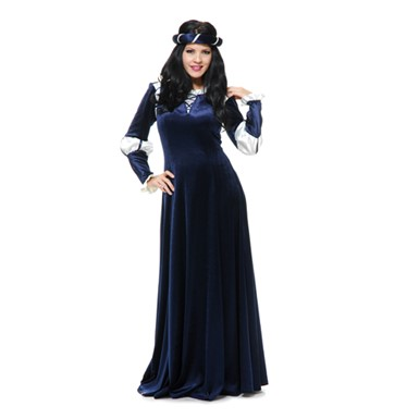 Medieval Country Maiden Costume - Womens
