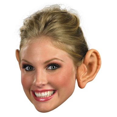 Medium Ears Accessories for Halloween Costume