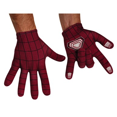 Mens Amazing Spider-Man Movie Gloves