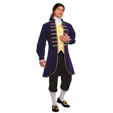 Mens Aristocrat Period Halloween Costume