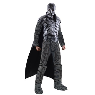 Mens Deluxe Superman Zod Costume