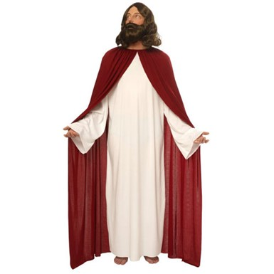 Mens Jesus Christ Halloween Costume