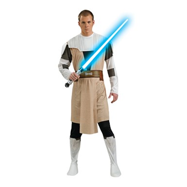 Men's Obi Wan Kenobi Costume - Star Wars