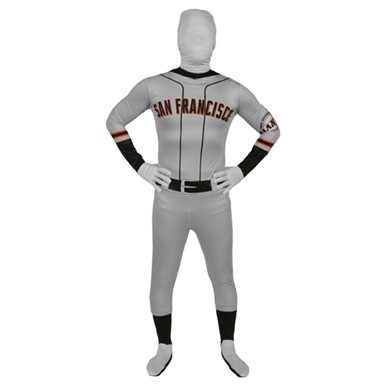 Men's San Francisco Giants Costume