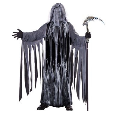 Mens Soul Taker Reaper Costume