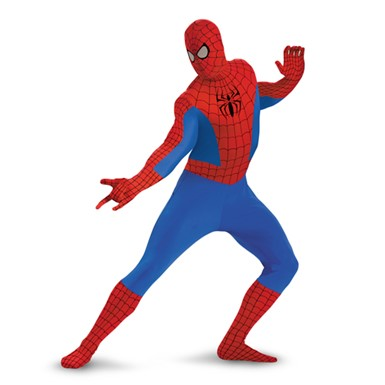Mens Spider-Man Bodysuit Costume