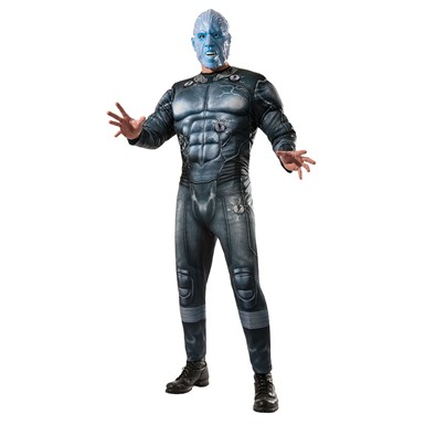 Mens Spider-Man Electro Costume