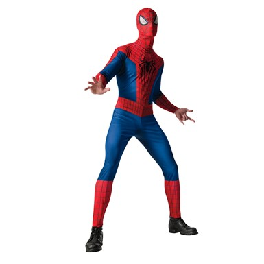 Mens The Amazing Spider-Man Halloween Costume