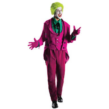Mens The Joker Costume