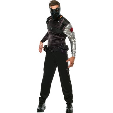 Mens Winter Soldier Costume