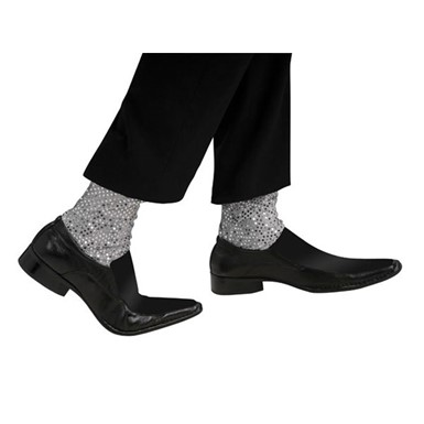 Michael Jackson Socks Adult - Sparkle