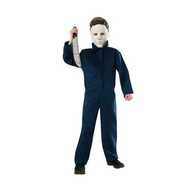 Michale Myers Costume - Boys