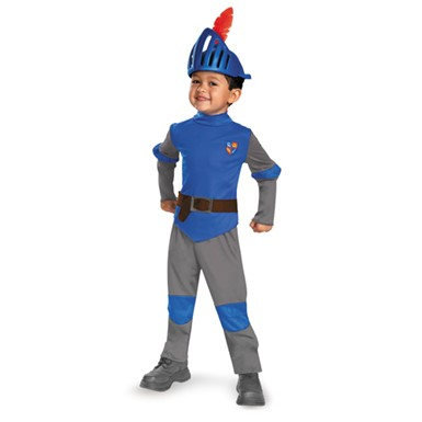 Mike The Knight Classic Costume - Boys