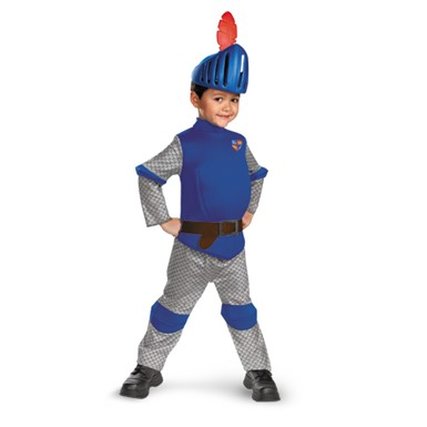 Mike The Knight Deluxe Costume - Boys