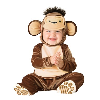 Monkey Costume - Mischievous Monkey