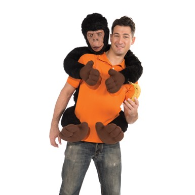Monkey On My Back Prop Costume