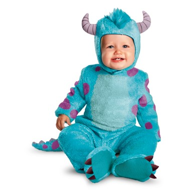Monsters Inc. Sully Costume - Infant