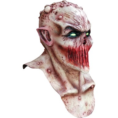 Mouthless Demon Mask
