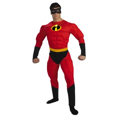 Mr Incredible Costume- The Incredbiles Costumes