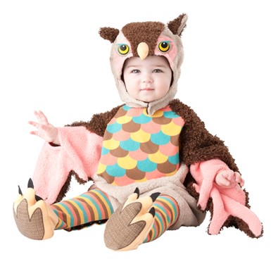 Owlette Pink Infant Owl Halloween Costume