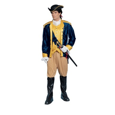 Patriot Costume - Mens