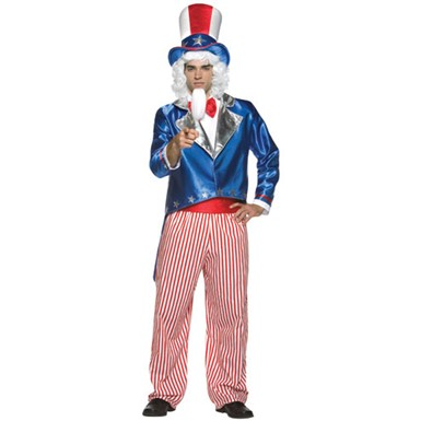 Patriotic Costume - Uncle Sam Costume