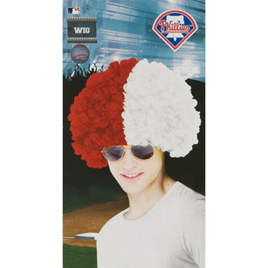 Philadelphia Phillies Wig