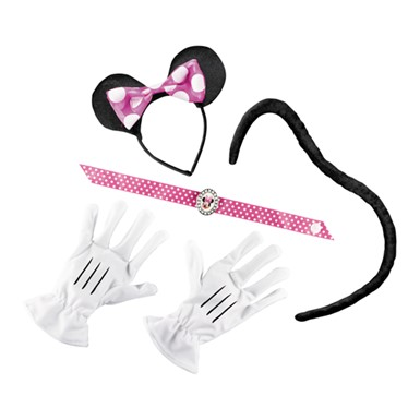 Pink Minnie Mouse Adult Kit