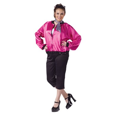 Plus Size T-Bird Sweetie Grease Womens Halloween Costume