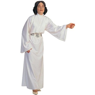 Princess Leia Star Wars Costume - Star Wars