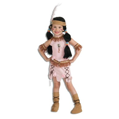 Princess Of The Dawn Indian Costume