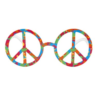 Psychedelic Glasses