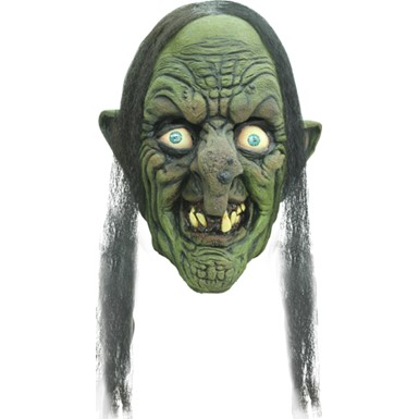 Psycho Witch Mask