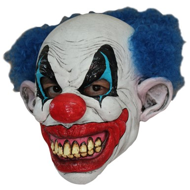 Puddles the Evil Clown Mask