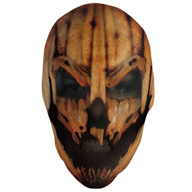 Pumpkin Face Mask - Nylon